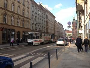 Przebudowana pod koniec 2014 roku ul. Krupnicza została uznana w Planie zrównoważonego rozwoju transportu za niezbędną do przeprowadzenia i kluczową inwestycję