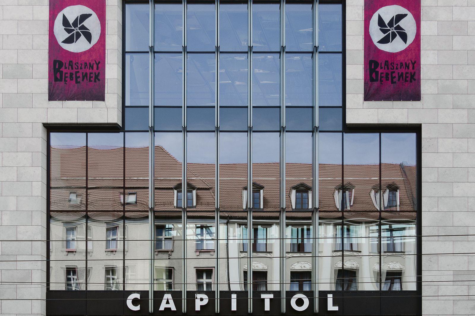 Teatr Capitol we Wrocławiu. Fot. Michał Dębek