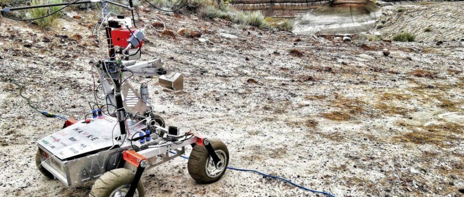 Scorpio X - najnowszy łazik koła naukowego Off-Road, fot. Projekt Scorpio/FB