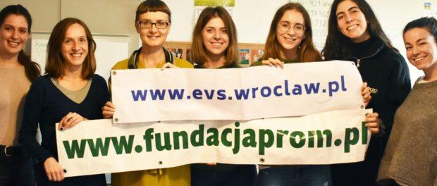 Obchody 10-lecia projektów EVS w Fundacji Prom (fot. Fundacja Prom)