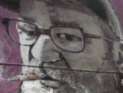 ul. Czajkowskiego, portret autorstwa Skonta