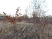 5,5 hektara pokolejowych terenów, na których powstaje Park Henrykowski.