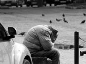 bezdomność