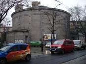 W 5-piętrowym schronie przy ulicy Ołbińskiej mieszczą się magazyny Muzeum Narodowego we Wrocławiu (fot. BOM)
