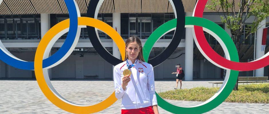 Natalia Kaczmarek, złota i srebrna medalistka olimpijska